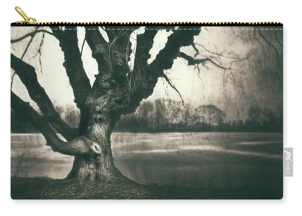 Gnarled Old Tree Carry-all Pouch