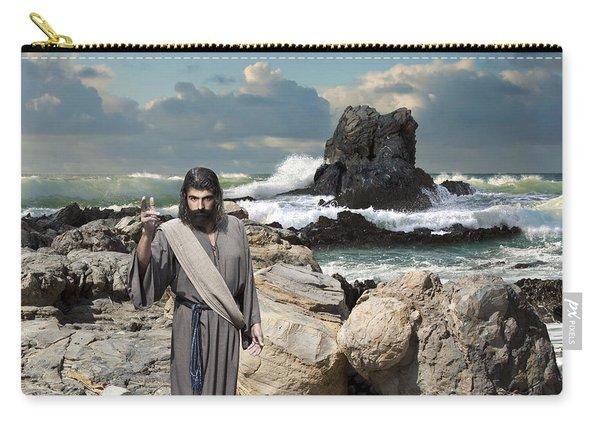 Go Your Faith Has Healed You Carry-all Pouch