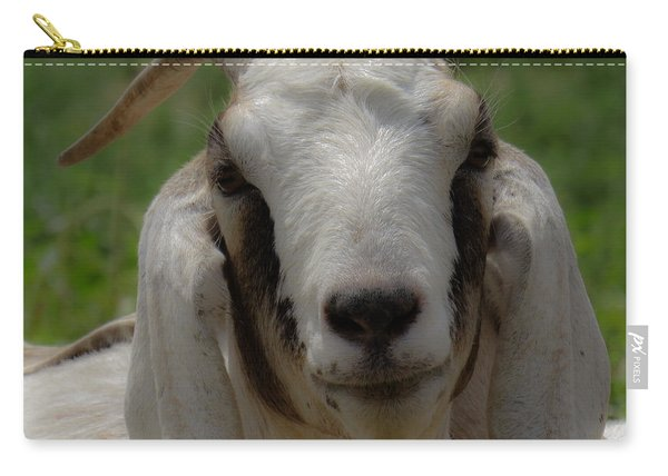 Goat 1 Carry-all Pouch