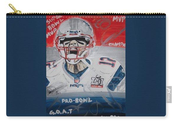 Goat Brady Carry-all Pouch