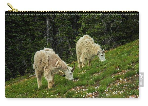 Goat Garden Carry-all Pouch