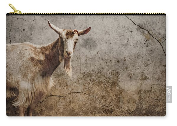 London, England - Goat Carry-all Pouch