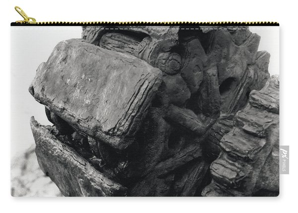 Goat Rock Tractor Tread Jenner California Carry-all Pouch
