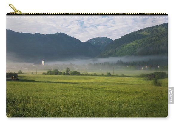 God Morning Austria Carry-all Pouch