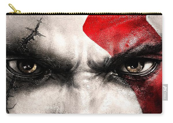 God Of War Carry-all Pouch
