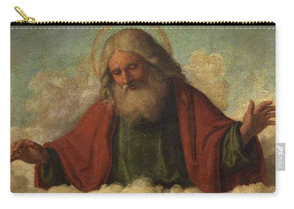 God The Father Carry-all Pouch
