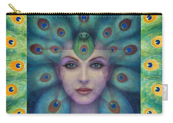 Goddess Isis Visions Carry-all Pouch