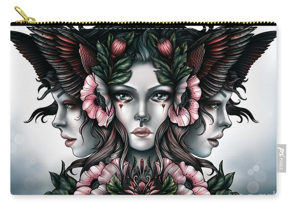 Goddess Of Magic Carry-all Pouch
