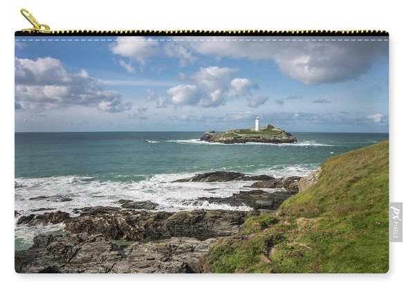 Godrevy Lighthouse 3 Carry-all Pouch