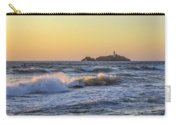 Godrevy Lighthouse  Carry-all Pouch