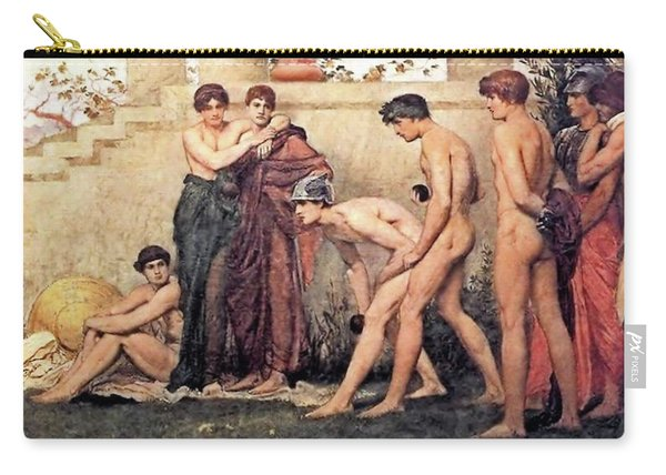 Gods At Play Carry-all Pouch