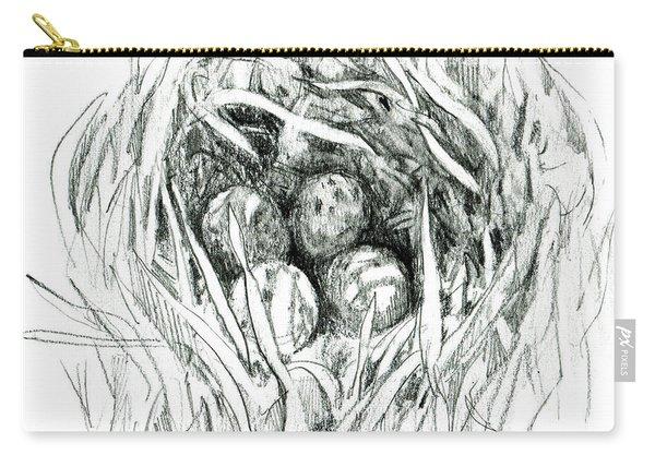 Godwit Nest Carry-all Pouch