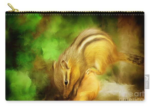 Going Nuts Carry-all Pouch