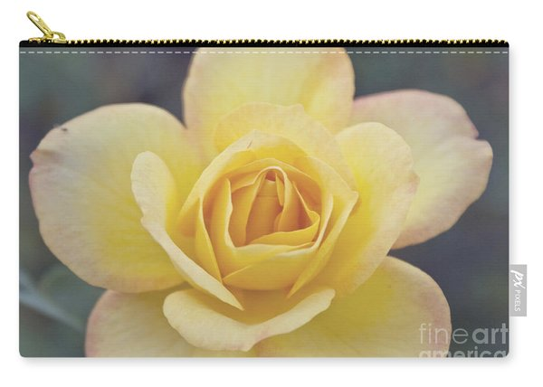 Gold Medal Rose Carry-all Pouch