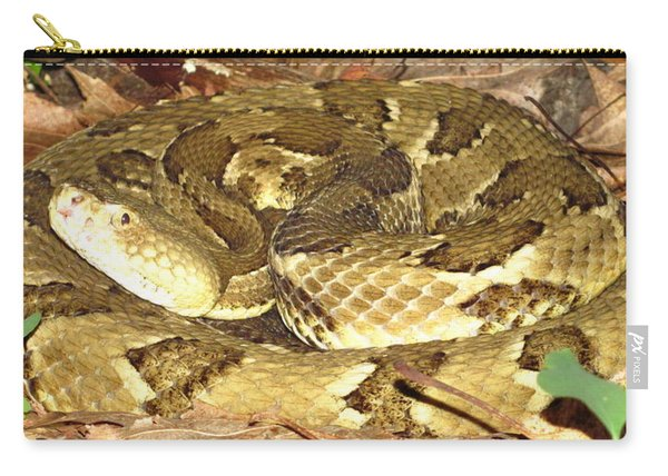 Gold Viper Carry-all Pouch