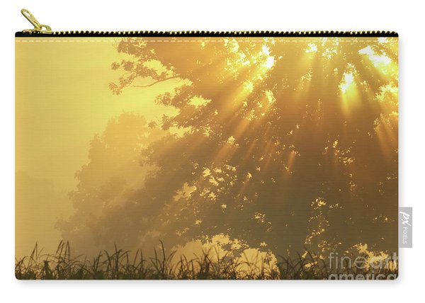 Golden Blessings Carry-all Pouch