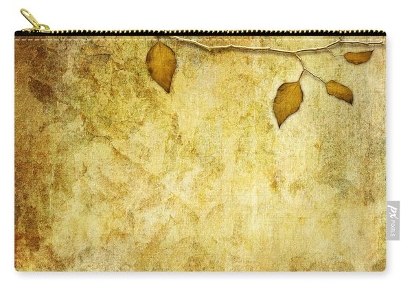 Golden Branch Of Hope  Carry-all Pouch