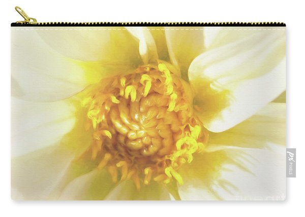 Golden Centre Carry-all Pouch