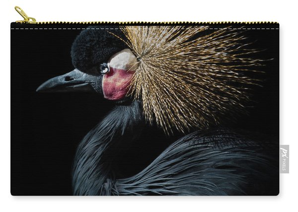 Golden Crown Carry-all Pouch
