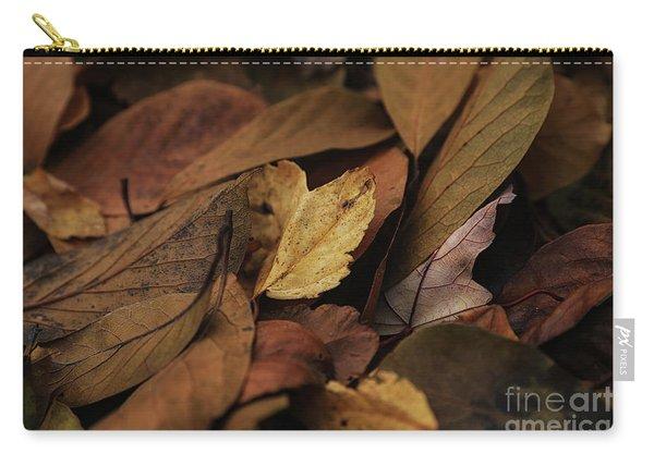 Golden Crunch Carry-all Pouch