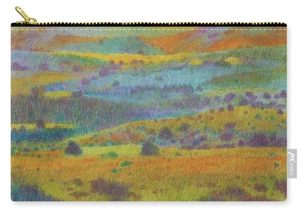 Golden Dakota Day Dream Carry-all Pouch