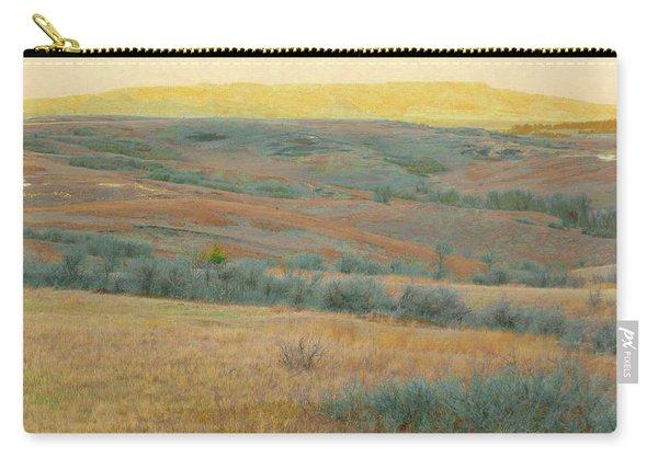 Golden Dakota Horizon Dream Carry-all Pouch