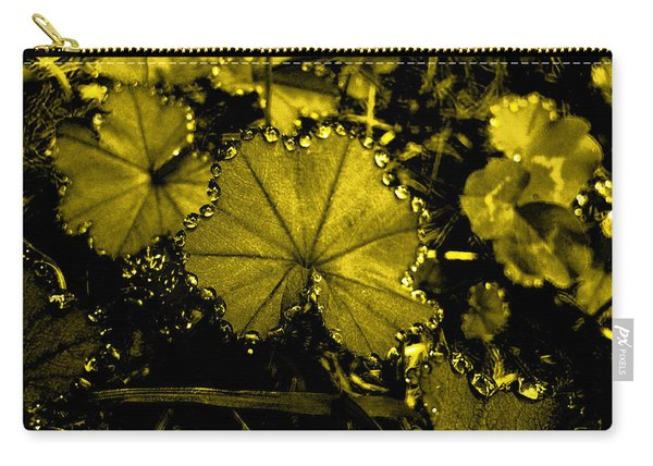 Golden Dew Carry-all Pouch