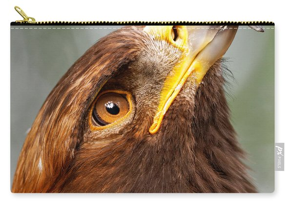 Golden Eagle - Sky Gazer Carry-all Pouch
