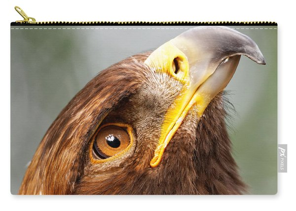 Golden Eagle - Sky Gazer Carry-all Pouch
