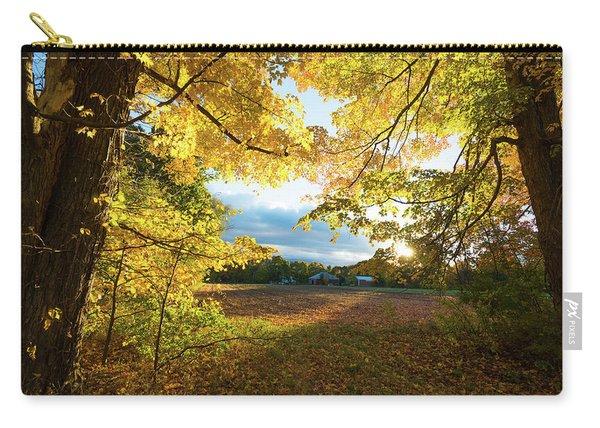 Golden Fields Carry-all Pouch