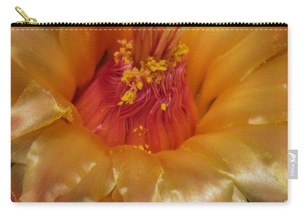 Golden Flower 1 Carry-all Pouch