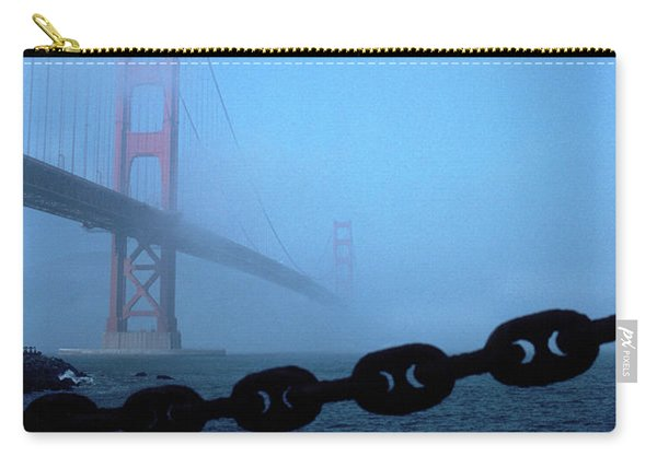 Golden Gate Bridge From Fort Point Carry-all Pouch