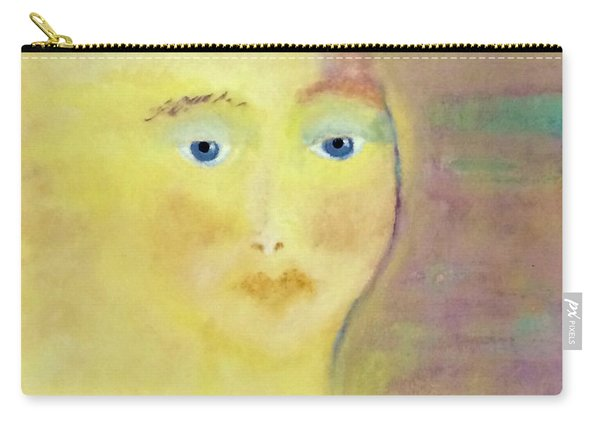 Golden Girl Carry-all Pouch