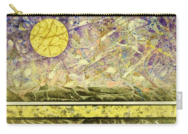 Golden Moon I Carry-all Pouch