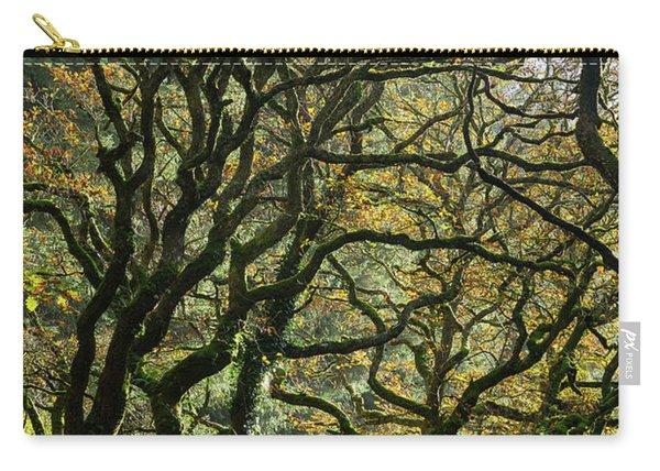 Golden Oaks Carry-all Pouch
