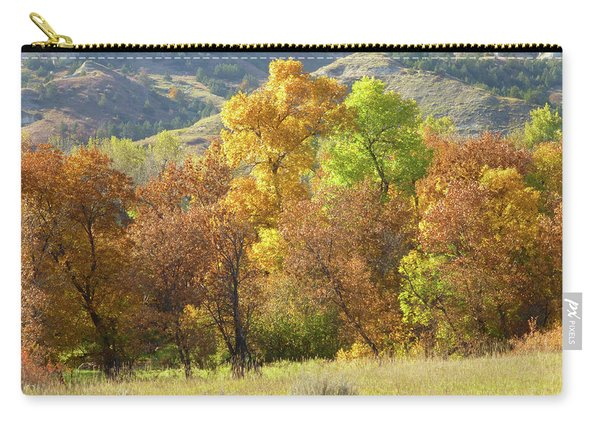 Golden September Carry-all Pouch