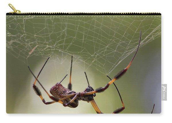 Golden-silk Spider Carry-all Pouch