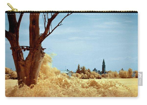 Golden Summer Carry-all Pouch
