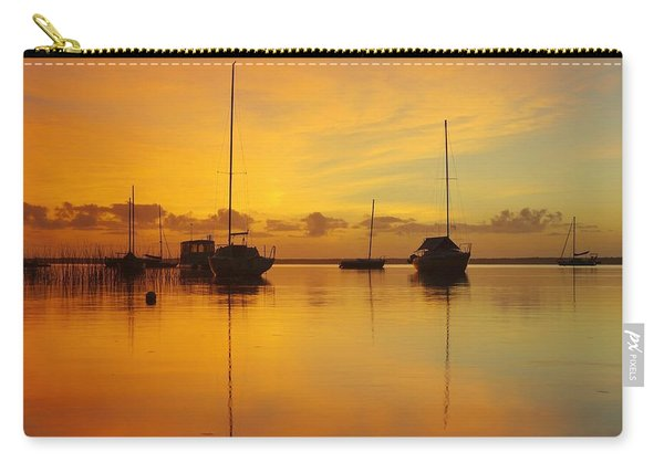 Golden Sunrise At Boreen Point Carry-all Pouch