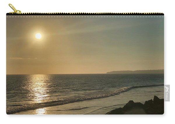 Golden Sunset Carry-all Pouch