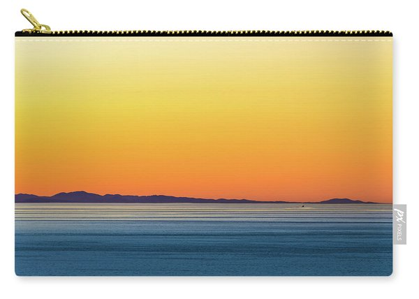 Golden Sunset Series I Carry-all Pouch