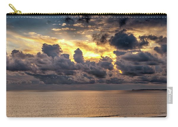 Golden Surf - Point Dume, California Carry-all Pouch