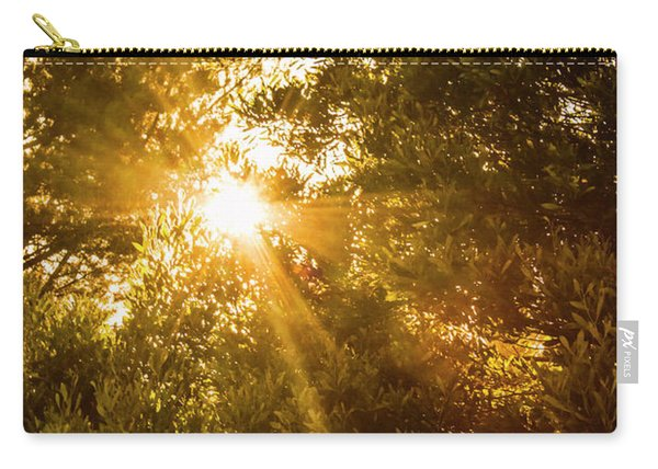 Golden Treetops Carry-all Pouch