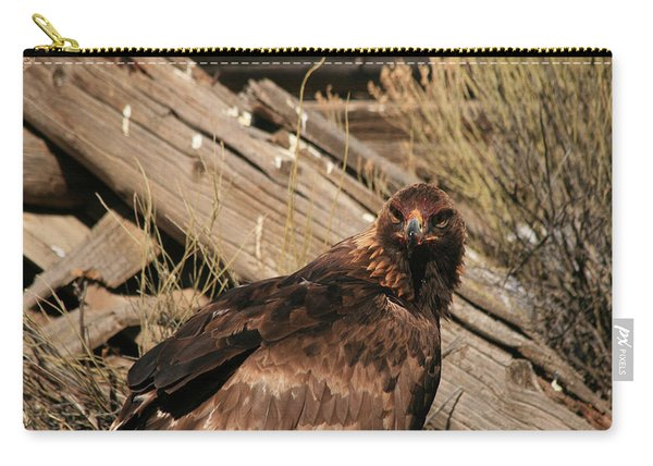 Goldeneagle1 Carry-all Pouch