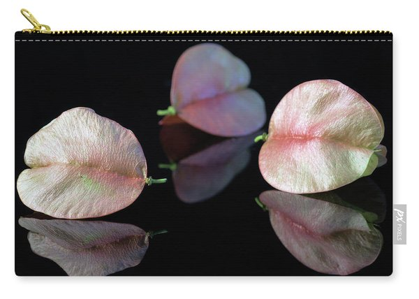 Goldenrain Leaves Carry-all Pouch