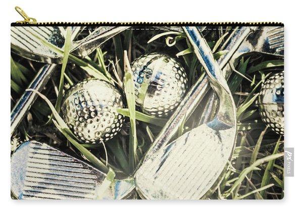 Golf Chrome Carry-all Pouch