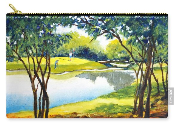 Golf Haven Carry-all Pouch