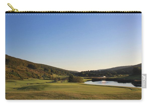 Golf - Natural Curves Carry-all Pouch