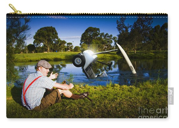 Golf Problem Carry-all Pouch