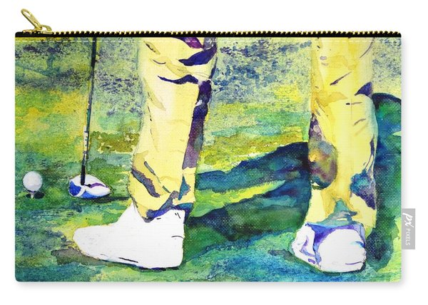 Golf Series - High Hopes Carry-all Pouch